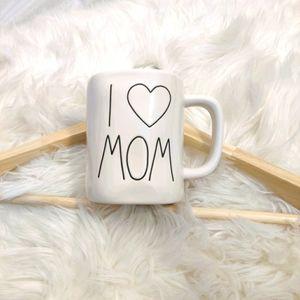 Rae Dunn Mug I ❤️ MOM
